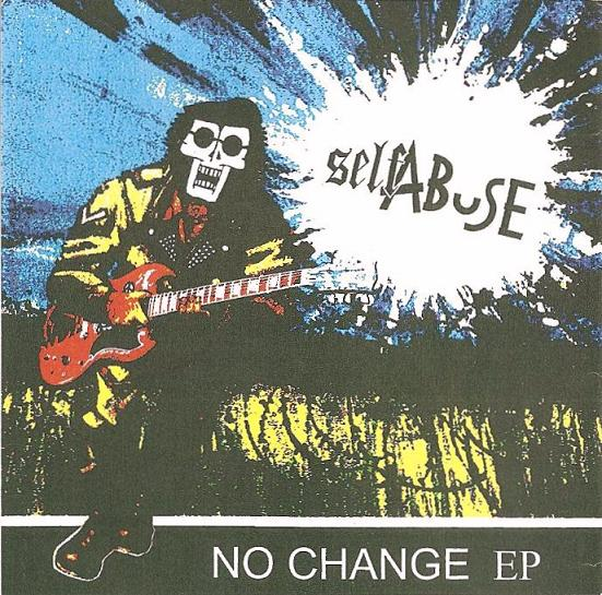 No Change E.P.Cover